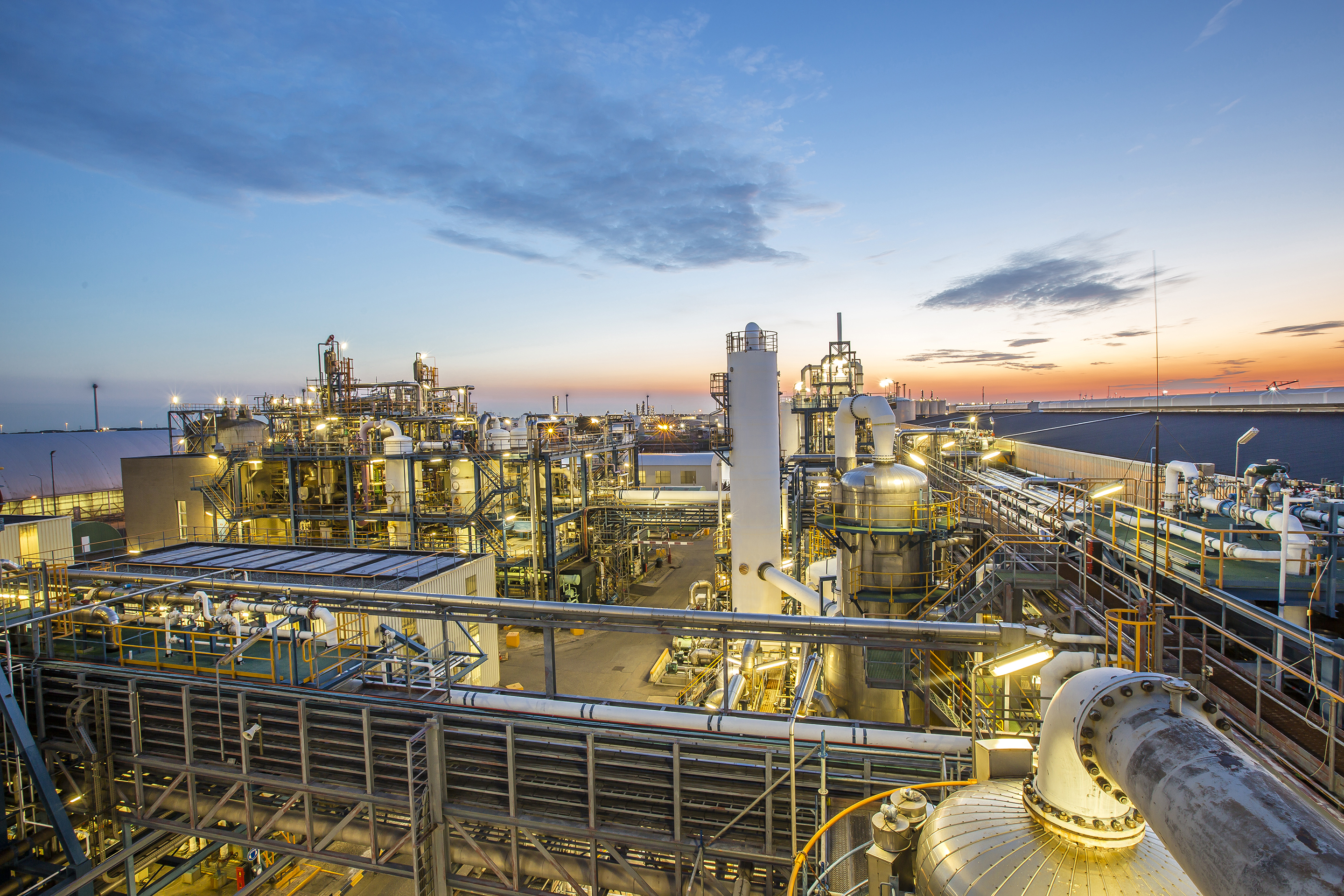 AkzoNobel Specialty Chemicals to upgrade Rotterdam chlor-alkali plant