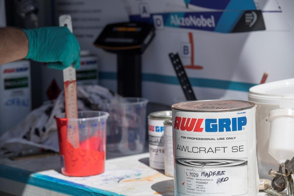 AkzoNobel brings Awlgrip yacht coatings range to customers in Brazil
